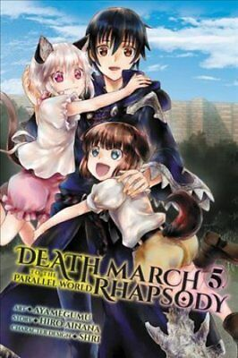 Death March to the Parallel World Rhapsody, Vol. 5 (manga) 9781975380885