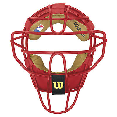 Wilson Dyna-Lite Steel Catcher's Mask - Various Colors (NEW) Lists @ $85