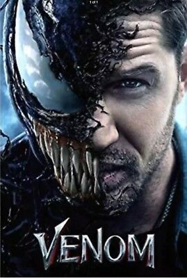 """venom"" Dvd,2018) Factory Sealed Brand New Dvd Preorder Ship On 12/18"