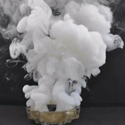White Smoke Cake Effect Show Round Photography Aid Bomb Toy Divine Tool YE