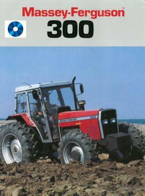 Massey Ferguson 398 Parts Manual Printed