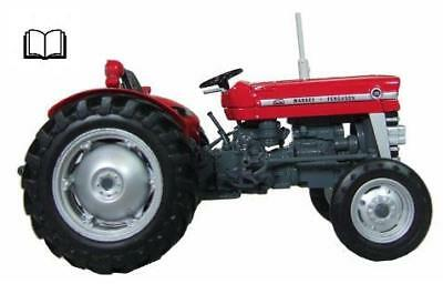 Massey Ferguson 135 Dealers Parts Manual Printed and Digital