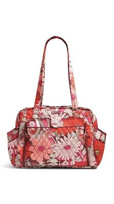 Vera Bradley*NWT*Stroll Around Diaper Bag*Bohemian Blooms*baby*
