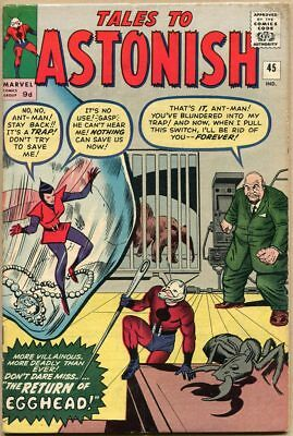 Tales To Astonish #45 - VG+