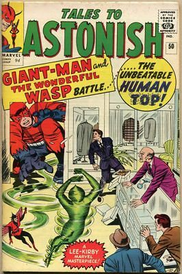 Tales To Astonish #50 - VG/FN