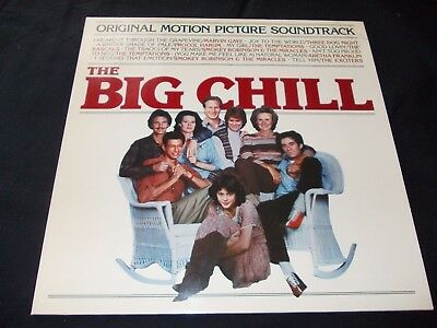V.A. - The big chill (Gaye Procol harum Temptations Franklin) - LP OST NMINT