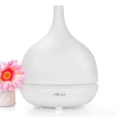 Aromatherapy Essential Oil Diffuser Cool Mist 500ml 4-IN-1 Humidifier Ultraso...
