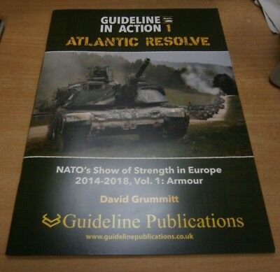 Atlantic Resolve magazine Issue #1 Guideline in Action: NATO's Show of Strength