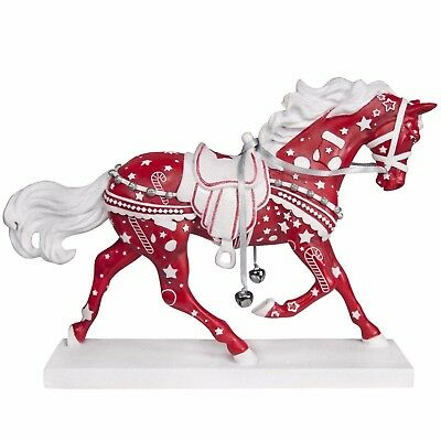 Trail Of Painted Ponies - 2017 Holiday Figurine - Jingle Bling