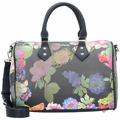 56049e290430 DESIGUAL BOWLING BAG - Shoulder - Grab Bag - Grey   Multi Colour ...