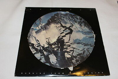 BAUHAUS - Burning from the inside - LP pdk