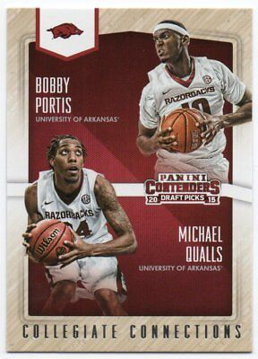 2015-16 Panini Contenders Draft Picks Collegiate Connections Pick Any Odd 1:8