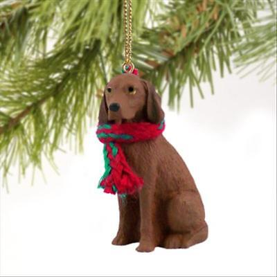 Vizsla Dog Tiny One Miniature Christmas Holiday ORNAMENT
