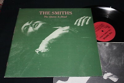 THE SMITHS - The queen is dead - LP POLAND MINT