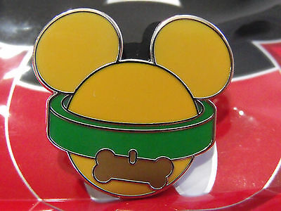 2012 Disney Mickey Mouse Ears Icon Puppy Dog Pluto Mystery Trading Pin
