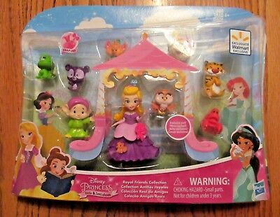 Disney Princess LITTLE KINGDOM ROYAL FRIENDS COLLECTION~NEW in Package~Exclusive