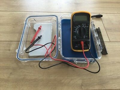 Multimeter c/w Waterproof Case