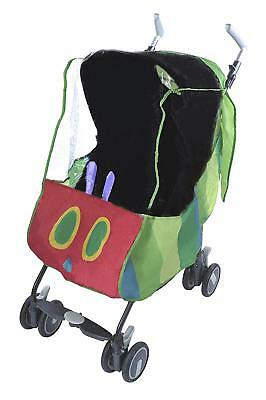 NEW Eric Carle The Very Hungry Caterpillar Stroller Weather Shield