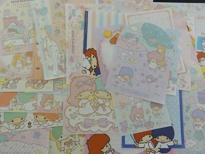 Sanrio Little Twin Stars Stationery Memo Note Paper writing gift hello kitty