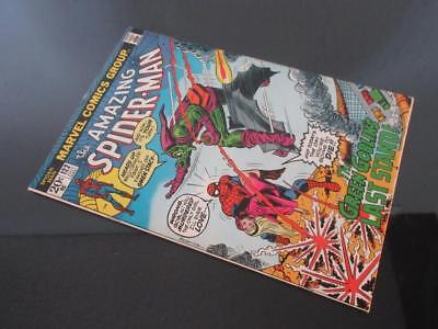 Amazing Spider-Man #122 Marvel 1973 - death of The Green Goblin - Stan Lee!
