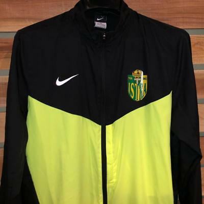 c631869b890 Mens Nike NK Istra FC Croatia Club Soccer Football Windbreaker Jersey  Jacket L