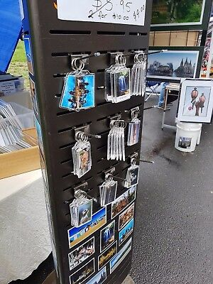 Display Spinner Includes Hooks. Brand New