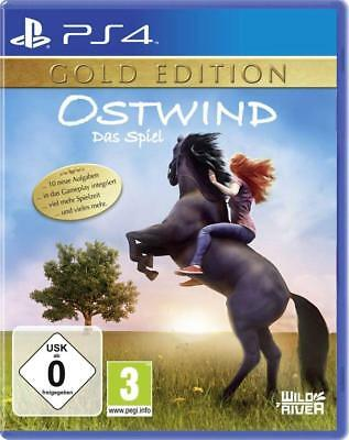 Ostwind * Gold Edition - PS 4 / PlayStation 4