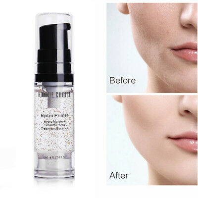 BONNIE CHOICE Hydro Primer Moisture Smooth Brighten Skin Beauty Makeup Cosmetic