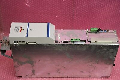 Indramat AC-Controller  Typ: HDS03.2-W100N-HS12-01-FW / Typ HDS03.2-W100N-H