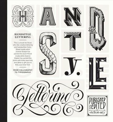 ##cancelled Handstyle Lettering: From Calligraphy to Typography by...