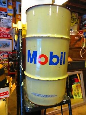 Mobil Oil Mobilube Gear Lubricant Service Station Can,great Advertising Can
