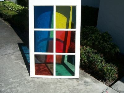 """Decorative Colored Choice Of Green Gold Blue Window Tint Film 20""""x25' Rolls"""