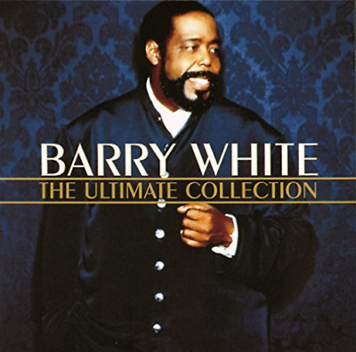 Barry White-Ultimate Collection CD NEU