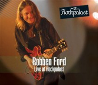 Robben Ford-Live at Rockpalast CD with DVD NEW