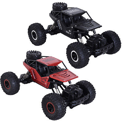 1:16 Scale 4WD 12mph Remote Control Car Off-road Electric Vehicle RC Truck