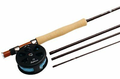Abu Garcia Combo Diplomat Fly Angelset mit Angelrute (Diplomat 904 #5/6 Lh Fly)