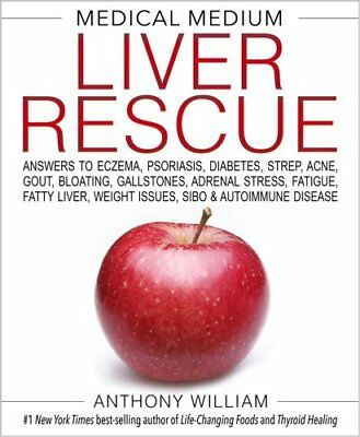 Medical Medium Liver Rescue Answers to Eczema, Psoriasis, Diabe... 9781401954406
