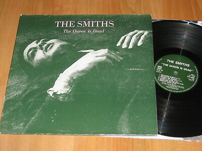 The Smiths - The queen is dead LP 1986 FOC    ( 12 )