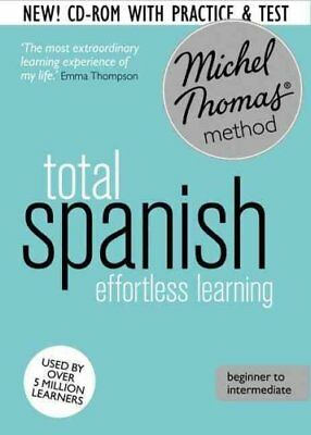 Total Spanish Foundation Course: Learn Spanish with the Michel ... 9781444790696