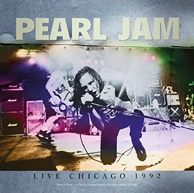 Pearl Jam - Best Of Live Chicago 1992 CD NEW
