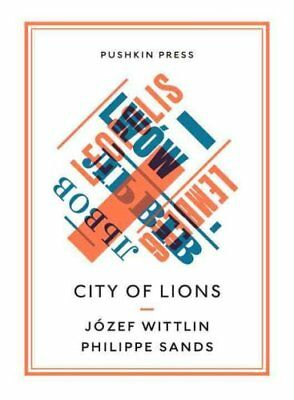 City of Lions by Jozef Wittlin 9781782271178 (Paperback, 2016)