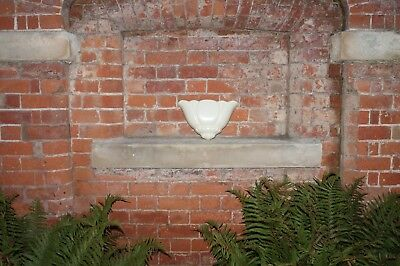 COUNTRY HOUSE,art deco 1930s antique Dartmouth Devon pottery wall sconce pocket