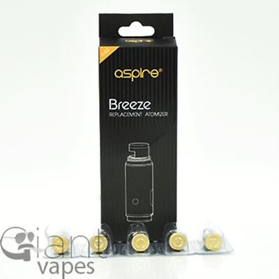 Aspire Breeze Replacement Coil 5-pack
