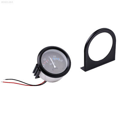"""DFAC 2"""" 52MM Pointer Dial Car Vehicle Ammeter Ampere Meter Gauge Modified Parts"""
