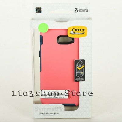 sale retailer c4401 4a28c OTTERBOX SYMMETRY CASE for Samsung Galaxy 2017 J3 Prime Emerge Sol 2 Expres  Pink