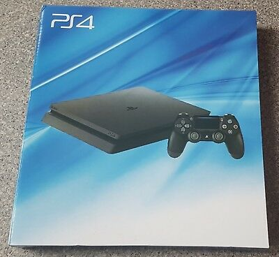 PLAYSTATION 4 SLIM Complett Plastic Outer shell Casing Housing CUH-20** A &  B