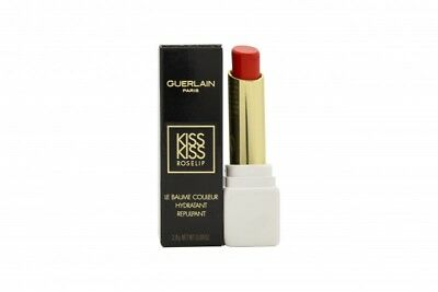 Guerlain Kisskiss Roselip Lip Balm  - Women's For Her. New. Free Shipping