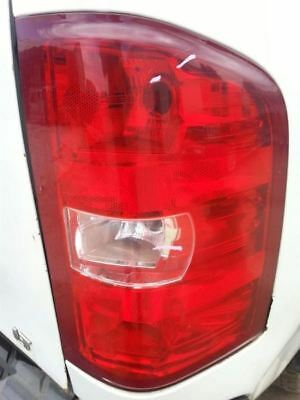 Passenger Tail Light Pickup With Box DRW Fits 07-14 SIERRA 3500 PICKUP 174230