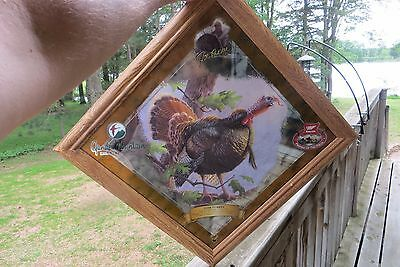 Miller High Life beer mirror,Joe Bucher, 1st. in series Gander Mt.special editio