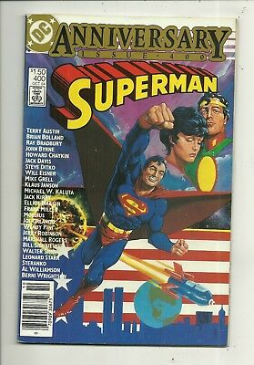 Superman # 400 Very Fine Condition!! Starts at only $2!!!